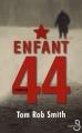Couverture Leo Demidov, tome 1 : Enfant 44 Editions Belfond 2015