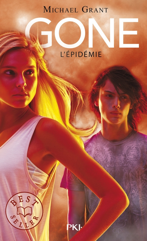 Couverture Gone, tome 4 : L'épidémie