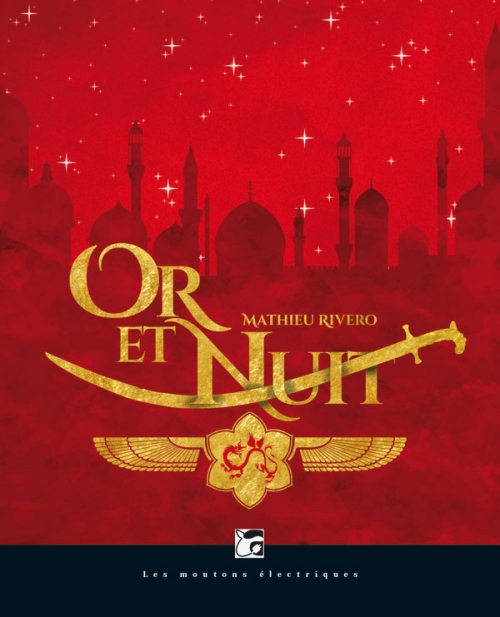 Couverture Or et Nuit