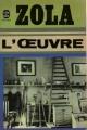Couverture L'oeuvre Editions Le Livre de Poche 1974
