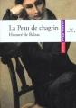 Couverture La peau de chagrin Editions Hatier (Classiques & cie) 2006