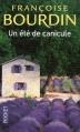 Couverture Un été de canicule Editions Pocket 2012