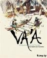 Couverture Va'a : une saison aux Tuamotu Editions Futuropolis 2014