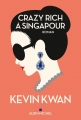 Couverture Crazy rich à Singapour / Singapour millionnaire Editions Albin Michel 2015