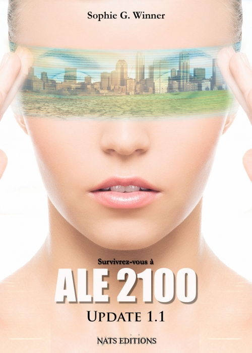 Couverture ALE 2100, tome 1 : Update 1.1