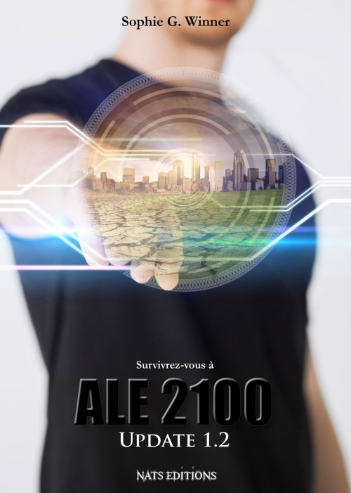 Couverture ALE 2100, tome 2 : Update 1.2