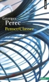 Couverture Penser/classer Editions Points (Essais) 2003