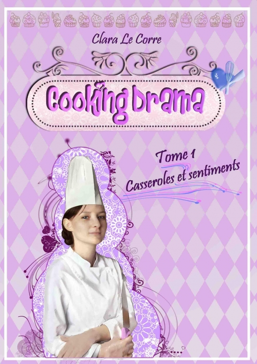 Couverture Cooking Drama