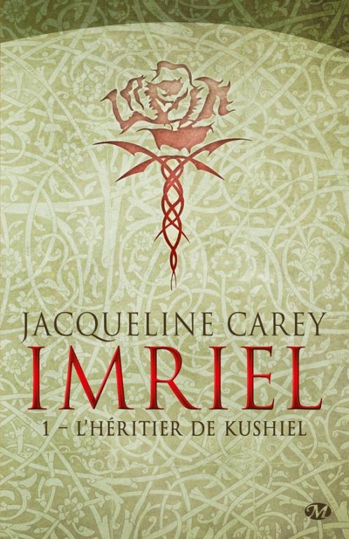 Couverture Imriel, tome 1 : L'Héritier de Kushiel