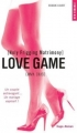 Couverture Love game, tome 3.5 : Holy frigging matrimony Editions Hugo & cie (New romance) 2015