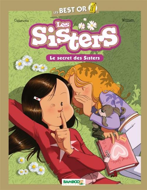 Couverture Les sisters : Le secret des Sisters