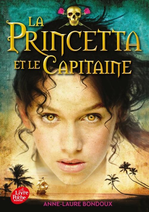 Couverture La Princetta et le Capitaine
