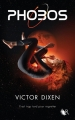 Couverture Phobos, tome 1 Editions Robert Laffont (R) 2015