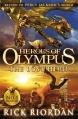 Couverture Héros de l'Olympe, tome 1 : Le héros perdu Editions Puffin Books 2010