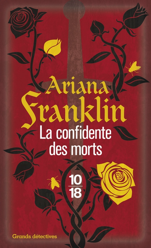 Couverture La confidente des morts