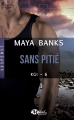 Couverture KGI, tome 06 : Sans pitié Editions Milady (Romance - Suspense) 2015