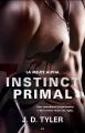 Couverture La meute Alpha, tome 1 : Instinct Primal Editions AdA 2015