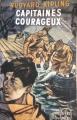 Couverture Capitaines courageux Editions Le Livre de Poche 1962
