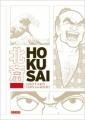 Couverture Hokusai (manga) Editions Kana 2010