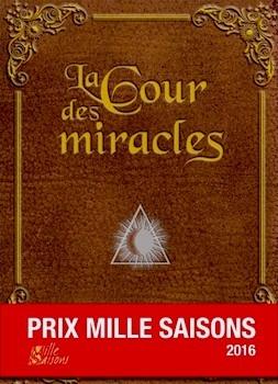 Couverture La cour des miracles
