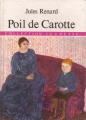 Couverture Poil de carotte Editions d'Antan (Jeunesse) 1982