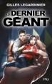 Couverture Le dernier géant Editions Pocket (Jeunesse) 2014