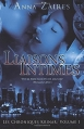 Couverture Les Chroniques Krinar, tome 1 : Liaisons intimes Editions Mozaika 2014