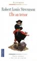 Couverture L'île au trésor Editions Pocket (Classiques) 2012