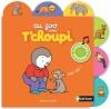 Couverture Au zoo avec Tchoupi Editions Nathan 2015