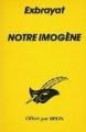 Couverture Notre Imogène Editions Le Masque 1994