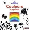 Couverture Couleurs surprises Editions Nathan 2015