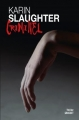 Couverture Criminel Editions Grasset (Thriller) 2015