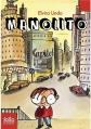 Couverture Manolito Editions Folio  (Junior) 2009