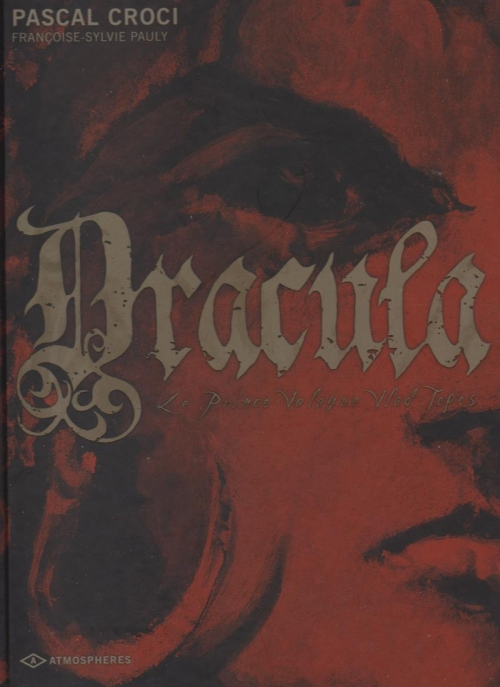 Couverture Dracula : Le prince valaque Vlad Tepes