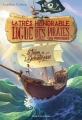 Couverture La très honorable ligue des pirates (ou presque), tome 1 : Le trésor de l'enchanteresse Editions Bayard 2015