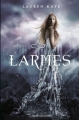 Couverture Larmes, tome 1 Editions Bayard 2014