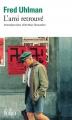 Couverture L'ami retrouvé Editions Folio  2014