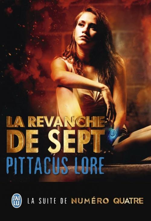 Couverture Les Loriens, tome 5 : La revanche de Sept