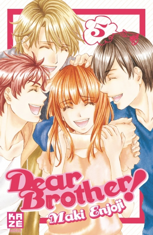 Couverture Dear Brother !, tome 5