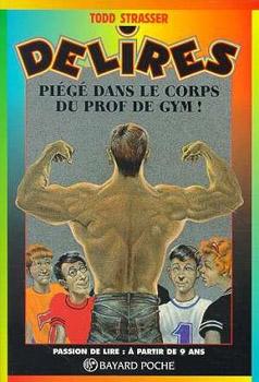Couverture Piégé dans le corps du prof de gym