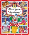 Couverture L'imagerie du cirque Editions Fleurus (L'imagerie) 2001