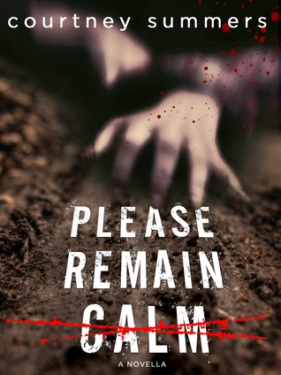 Couverture This is not a Test, book 2 : Please Remain Calm