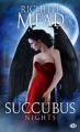Couverture Georgina Kincaid, tome 2 : Succubus nights Editions Milady 2011