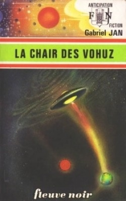 Couverture La chair des Vohuz
