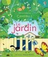 Couverture Le jardin Editions Usborne 2015