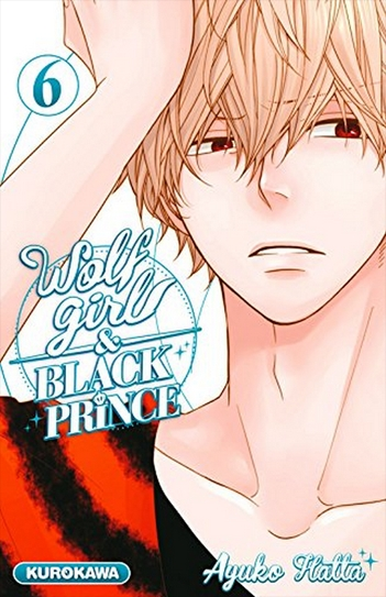 Couverture Wolf girl & black prince, tome 06