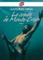 Couverture Le Comte de Monte-Cristo, abrégé Editions Le Livre de Poche (Jeunesse) 2002