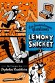 Couverture Les fausses bonnes questions de Lemony Snicket, tome 3 : Ne devriez-vous pas être en classe ? Editions Nathan 2015