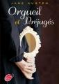 Couverture Orgueil et préjugés, abrégé Editions Ebooks libres et gratuits 2012