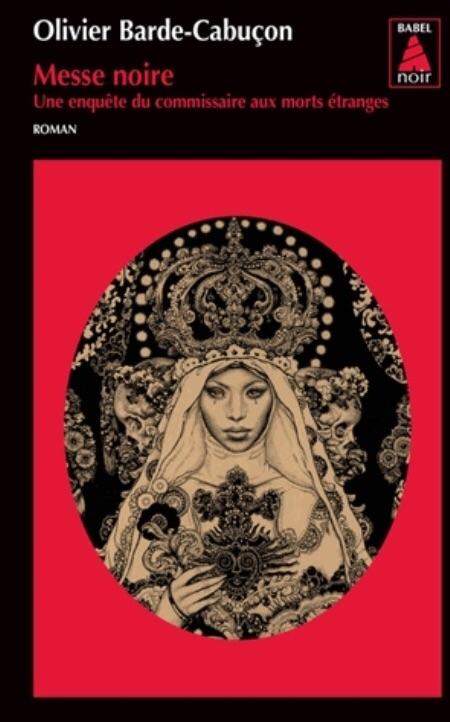Couverture Le commissaire aux morts étranges, tome 2 : Messe noire